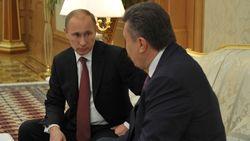 Путин рассказал о единстве России и Украины, которое «сильнее любой власти»