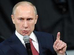 Политика Путина раздражает украинцев - СМИ