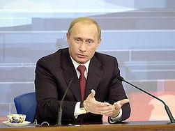 «А есть ли жертвы?» - спросил у журналистов Путин