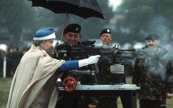 Елизавета II была участницей Второй мировой войны
