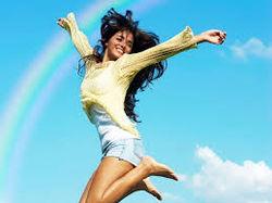 Ученые о радости жизни для женщин всего лишь 6 лет