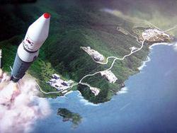 Запуск северокорейской ракеты отложили