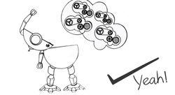 """Европейские ученые запустили """"интернет-мозг"""" для роботов Rapyuta"""