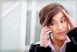 Общение по мобильному телефону грозит повышением давления