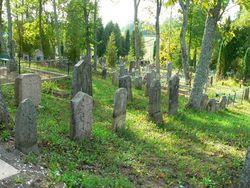 разорение кладбища