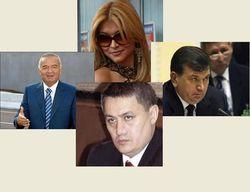 Рейтинг политиков Узбекистана: Гульнара Каримова снова впереди отца