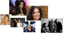 Рейтинг популярности звезд шоу-бизнеса Украины: Ани Лорак и Вера Брежнева впереди