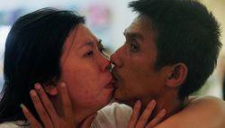 Рекорд поцелуй 60 часов за 3 тыс. долларов - любовь к партнеру или деньгам, Одноклассники.ру
