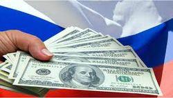 Объём международных резервов РФ составил 530,7 млрд. долл.