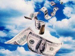Российские банки распродают валюту