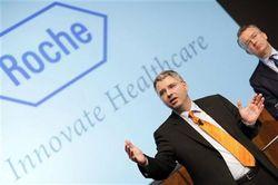 За 2012 год продажи Roche Holding AG выросли на 4 процента