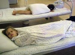 Ростовские дети в больнице