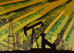 Рубль продолжает падать, но уже не так сильно, дешевеет и нефть