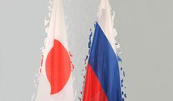 Россия vs Япония