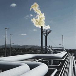 В Мозамбике обнаружено новое месторождение газа