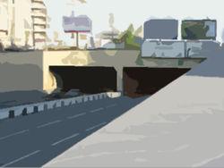 С 23:00 5 мая по 7:00 9 мая будет закрыт Лефортовский тоннель