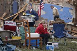 Сумма ущерба от торнадо в Оклахоме уже выросла вдвое
