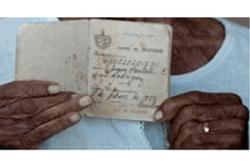 Паспорт 119-летней южноафриканки
