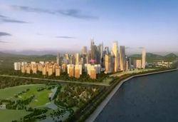 Саакашвили открыл строительство «окна в Европу»
