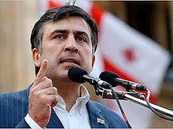 Саакашвили с трудом пробился к народу Грузии – комментарии ВКонтакте