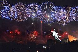 День рождения Ким Ир Сена в Пекине