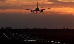 Над Крымом у самолета отказал двигатель - катастрофы удалось избежать