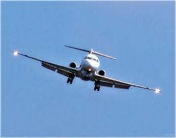 Бортпроводники не заметили, что пассажирка авиалайнера умерла в полете