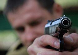табельный пистолет