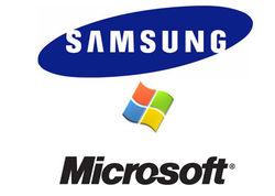 Дизайн планшетов и смартфонов запатентовали компании Microsoft и Samsung
