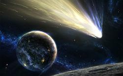 12 марта даже невооруженным глазом будет видна яркая комета Pan-Starrs