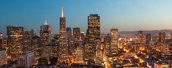 По мнению PwC, Сан-Франциско наиболее перспективный рынок в 2013 году