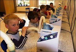 Одноклассники возмущены: у больных детей отбирают земли санатория