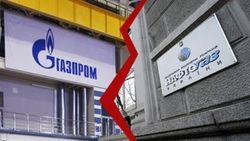 Газпром снова грозит Украине санкциями за недобор газа
