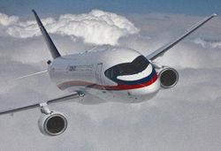 Сбой бортовой системы SSJ-100 задержал вылет из Нижнего Новгорода