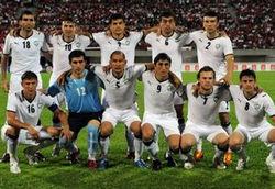 футбольная сборная Узбекистана