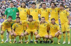 ЧМ-2014: спонсор стимулирует футболистов сборной Украины деньгами