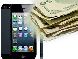 Себестоимость iPhone 5 многократно ниже реализуемой цены