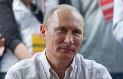 Владимир Путин на Селигере