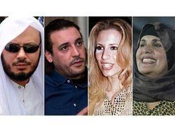 семья Каддафи