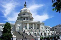 Сенат в Вашингтоне