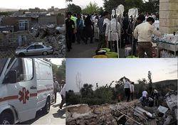 Серия землетрясений в Иране: более 250 погибших