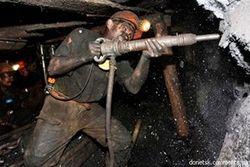 Авария на шахте под Донецком – есть погибшие