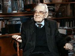 Скончался москвовед, краевед, советский и российский историк Сигурд Шмидт