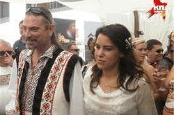 Шон Карр с новой женой