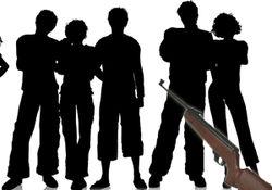 В Москве люди-воробьи стали мишенью подростка – 4 раненых