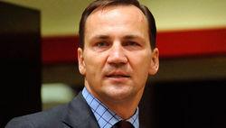Радослав Сикорский настаивает на важности Украины в ЕС