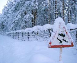 Для спасения людей на заснеженных дорогах Беларуси привлечены военные
