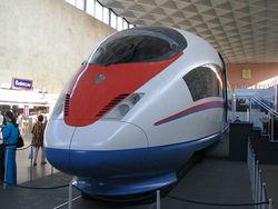 Siemens продолжил выпуск высокоскоростных поездов