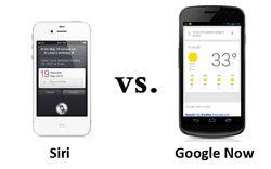 Siri против Google Search
