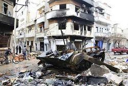 теракты в Сирии